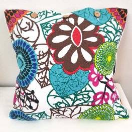 Africa Scatter Cushion Cover 40x40cm