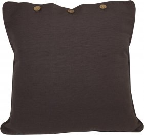 Brown Scatter Cushion Cover 40x40cm