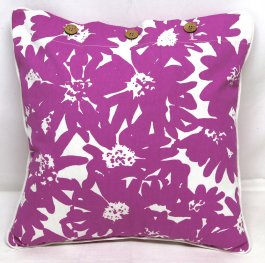 Martini Pink Cushion Cover 40x40cm