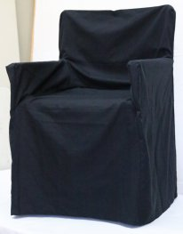 Trend Black Chair Cover