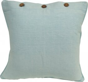Ice Blue Scatter Cushion Cover 40x40cm