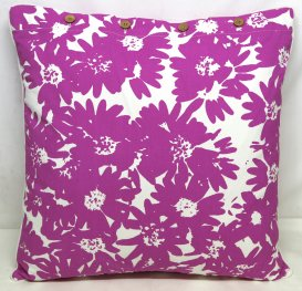 Martini Pink Cushion Cover 60x60cm