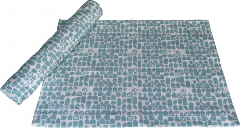 Hamlet Greenish Blue Placemat